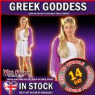 FANCY DRESS ACCESSORIES ~ LADIES GODDESS SMALL 8-10